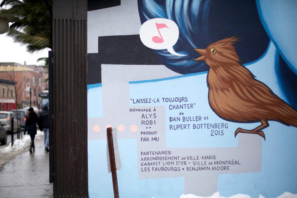 February 2014 - Montreal : Arhoma, Ville-Marie et Petite-Patrie